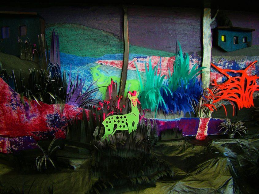 hiedelem mitológia és vallás installáció installation art marina sztefanu artist contemporary art budapest hungary