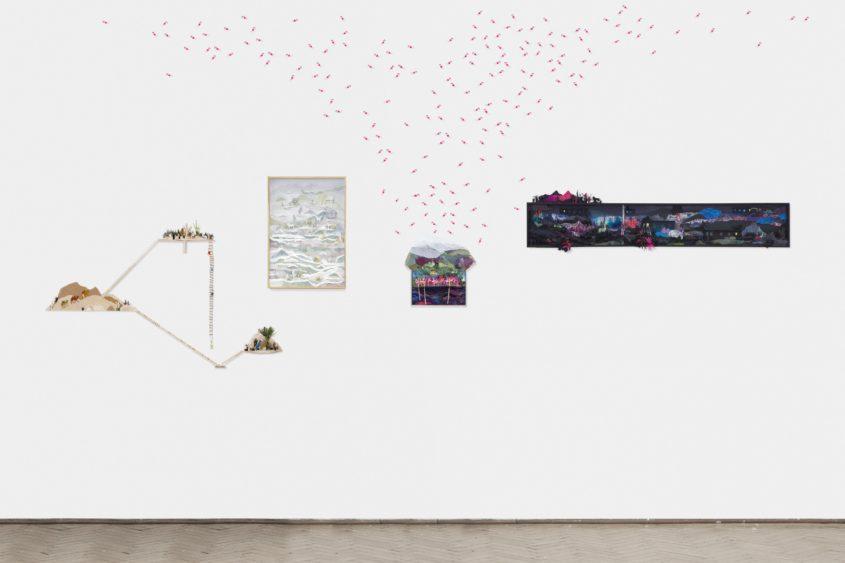 ferde színpad installáció marina sztefanu art artist installation contemporary art budapest hungary
