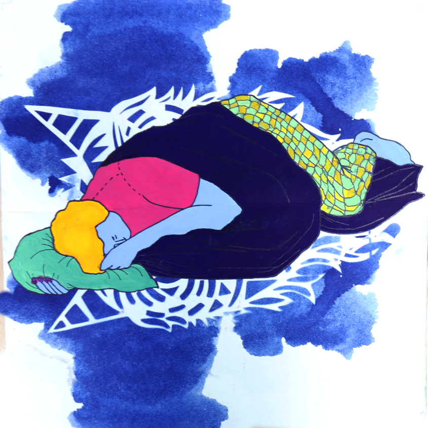 rem marina sztefanu art artist contemporary art budapest hungary painting drawing
