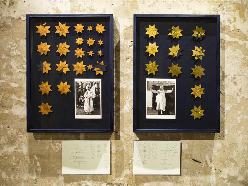 marina sztefanu art contemporary budapest hungary artist woman exhibition stars