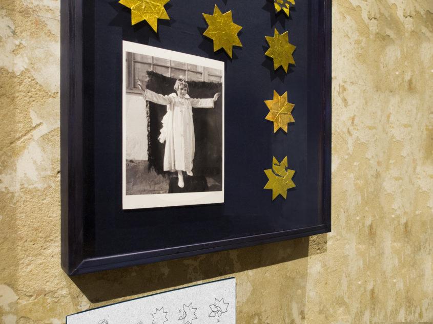 marina sztefanu contemporary art artist lehettunk volna csillagok