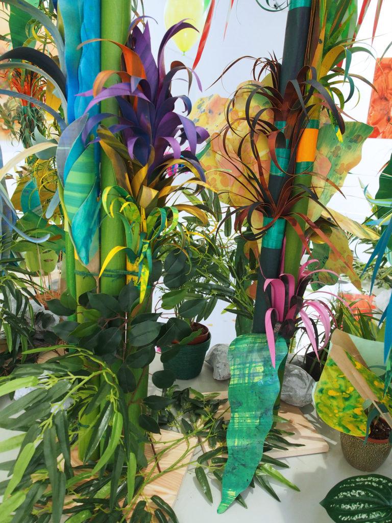 sztefanu marina oazis art contemporary installation installacio artist